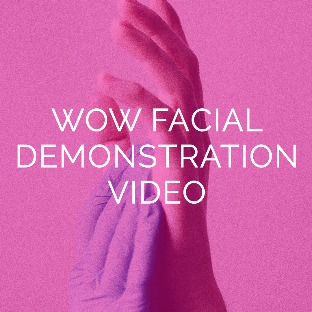 WOW facial Demo Video