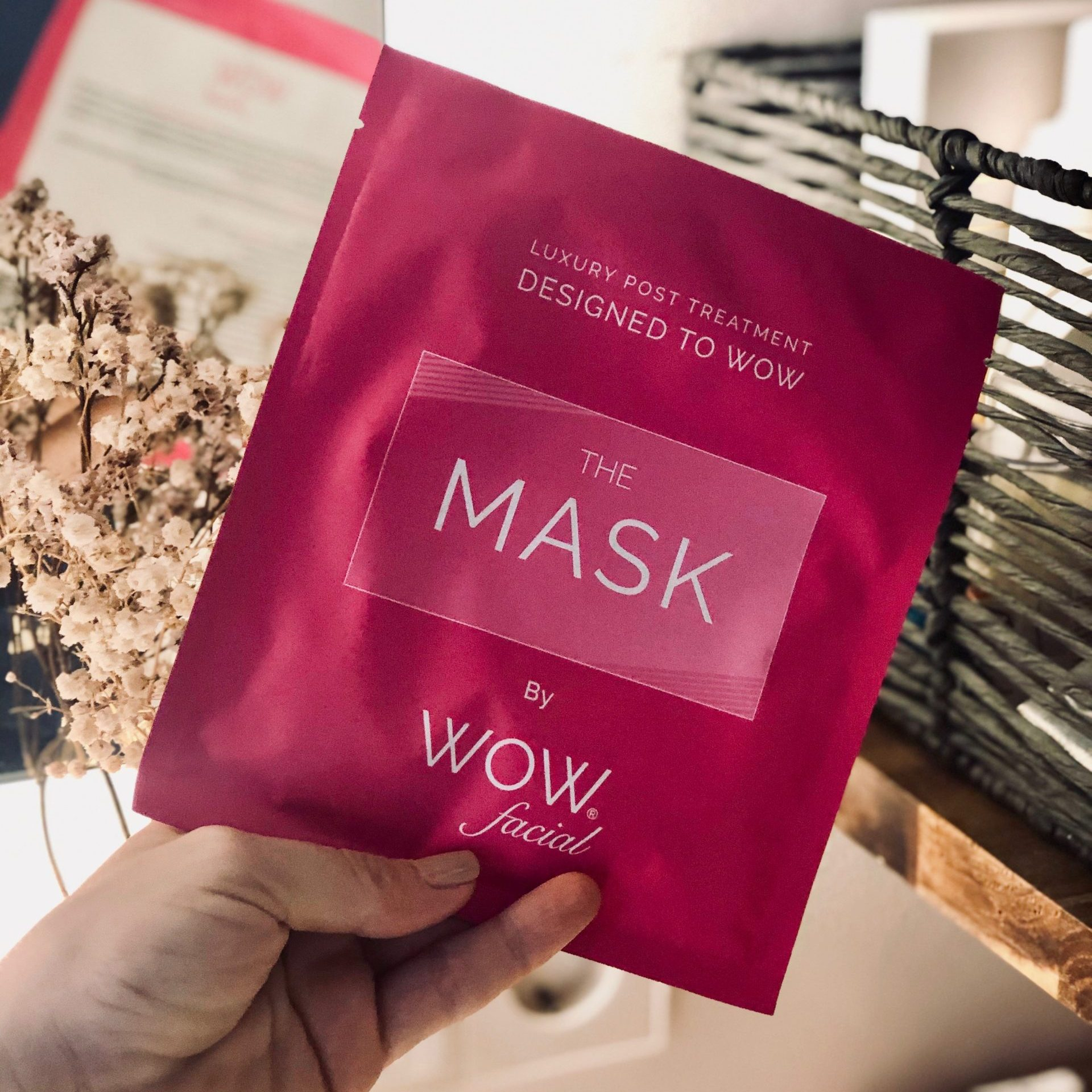 The Mask by WOW facial