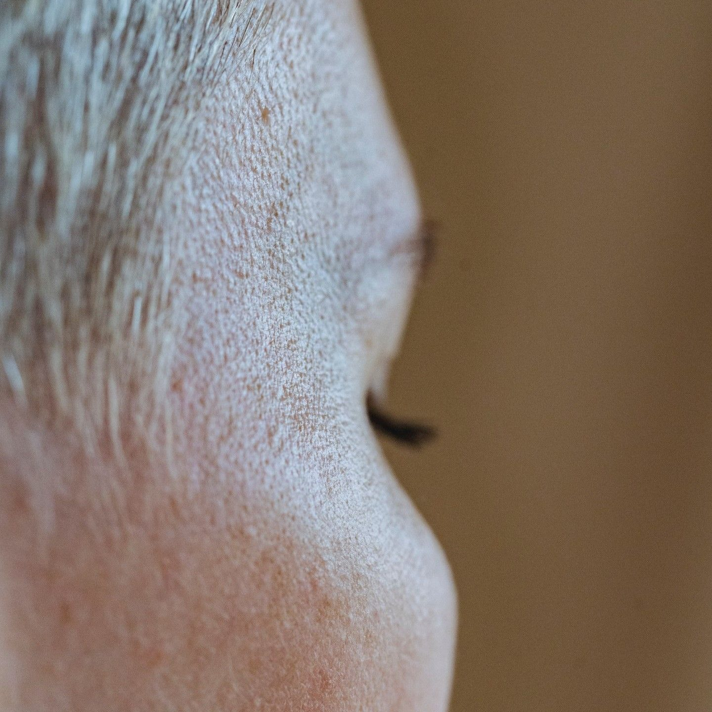 How to minimise large pores